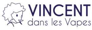 Logo vente en ligne vincentdanslesvapes.fr