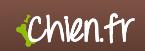 Logo border collie chien.fr