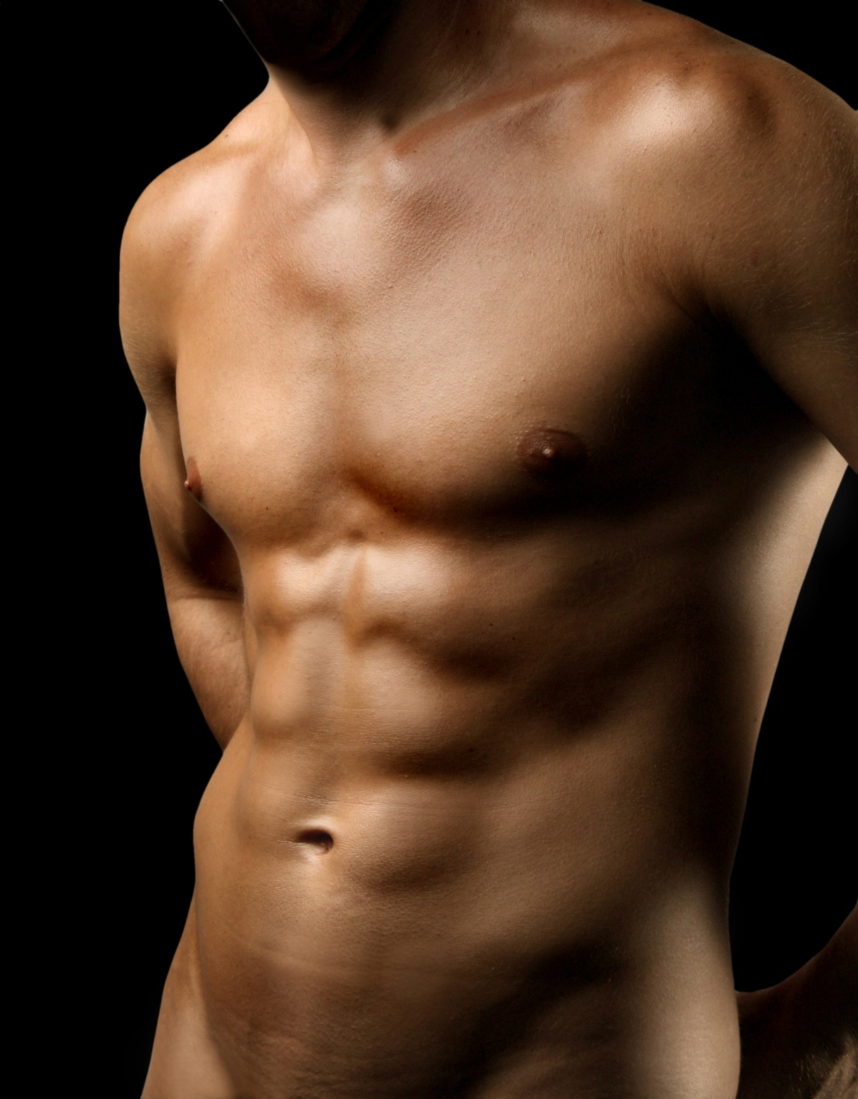 Epilation masculine intime