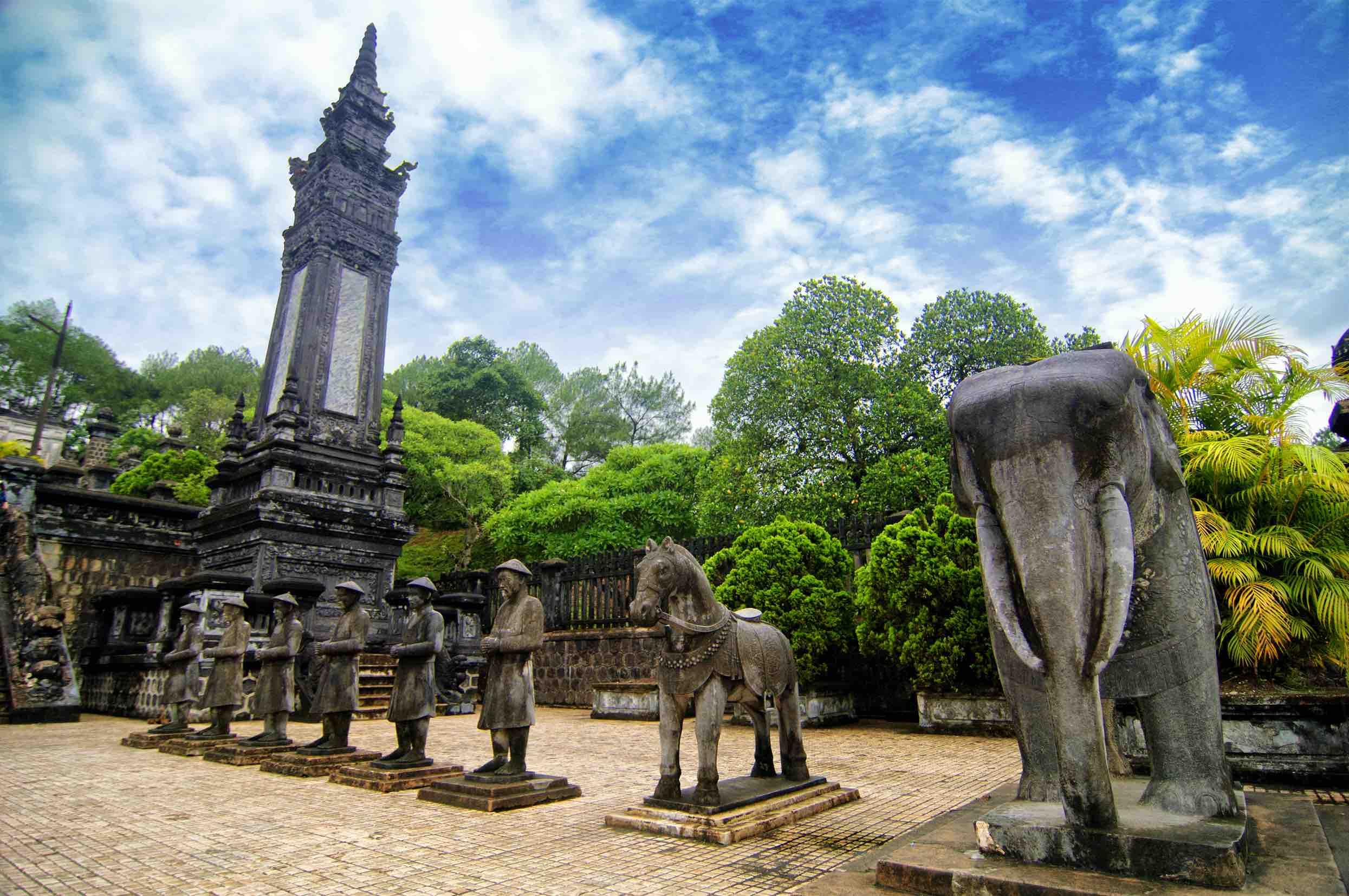Le Vietnam m'attend dans quelques jours