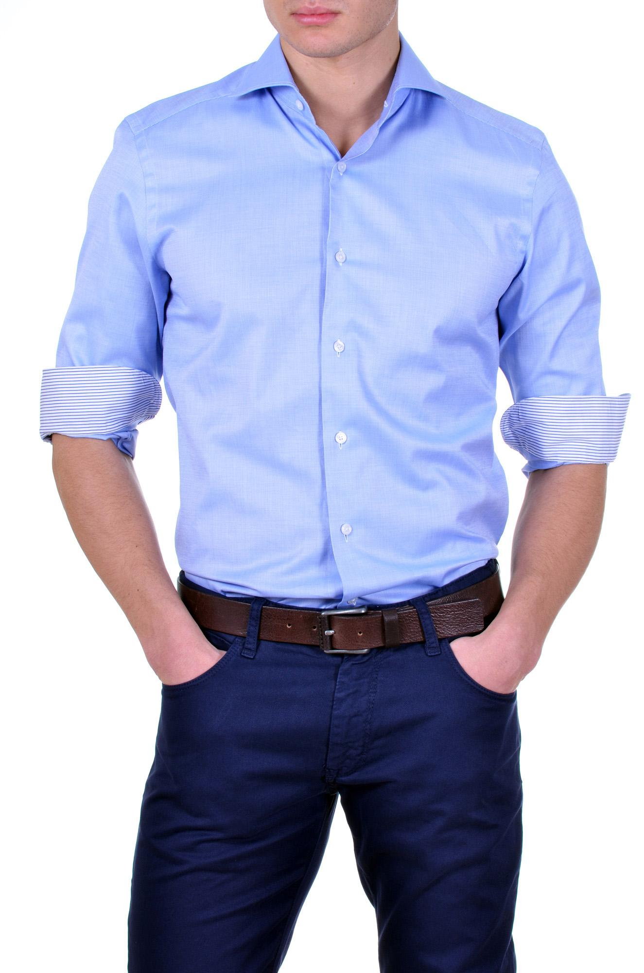 chemise bleu homme je vous explique comment la porter pour tre le plus beau. Black Bedroom Furniture Sets. Home Design Ideas