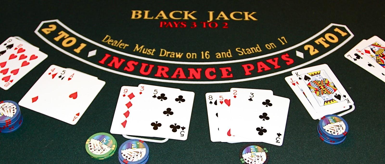 Blackjack en ligne, un choix avantageux