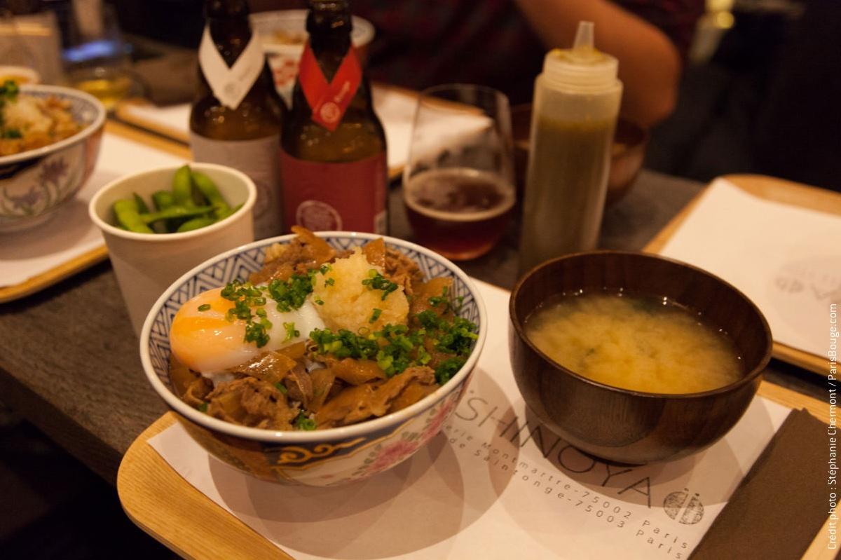 Restaurant japonais paris je vous donne mes bons plans - Restaurant japonais paris cuisine devant vous ...