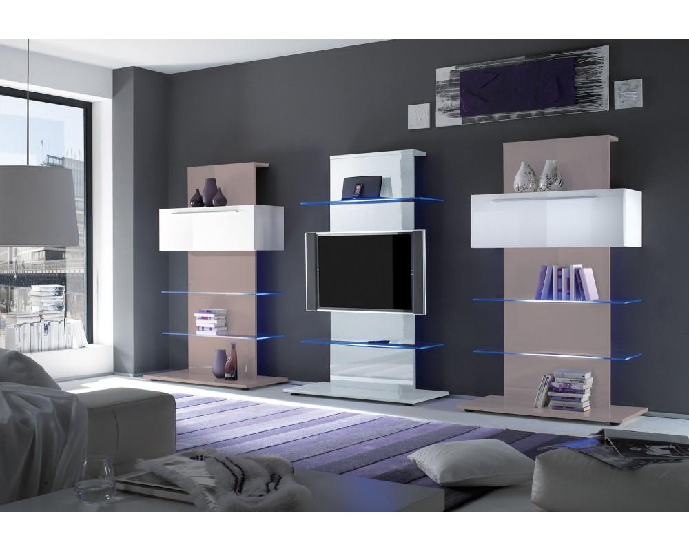 Meuble TV : choisir un meuble avec un pied